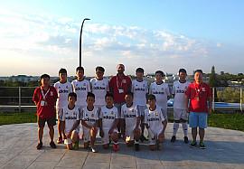 Soccer Camp Madrid/Barcelona