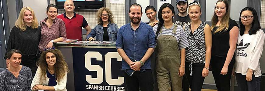 Escuela de español